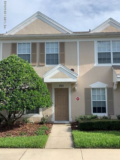 8230 Dames Point Crossing Blvd UNIT 703, Jacksonville, FL 32277 - #: 1058288