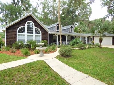 St Augustine, FL home for sale located at 215 Mimosa Rd, St Augustine, FL 32086