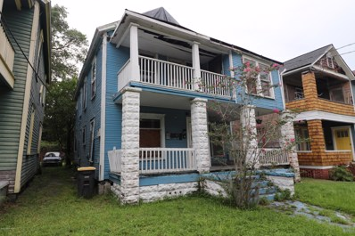Jacksonville, FL home for sale located at 1422 N Liberty St, Jacksonville, FL 32206