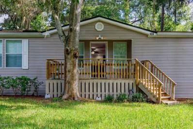 434 Roosevelt Terrace Rd, St Augustine, FL 32084 - #: 1062063