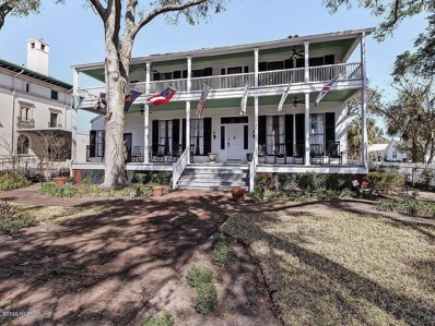 Fernandina Beach, FL home for sale located at 415 Centre St, Fernandina Beach, FL 32034