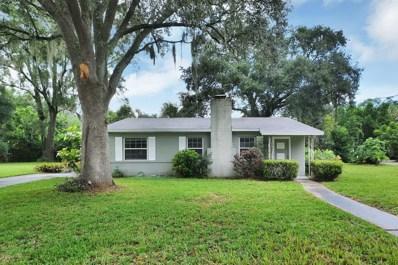 1665 Ashland St, Jacksonville, FL 32207 - #: 1067601