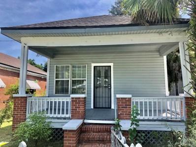 1337 Rushing St, Jacksonville, FL 32209 - #: 1072023