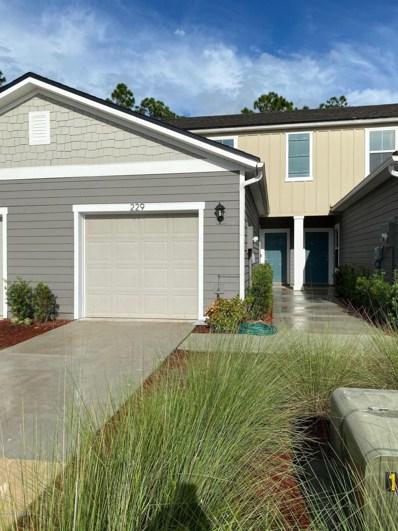 229 Whitland Way, St Augustine, FL 32086 - #: 1072233