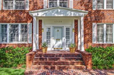 1739 Belmonte Ave, Jacksonville, FL 32207 - #: 1072450
