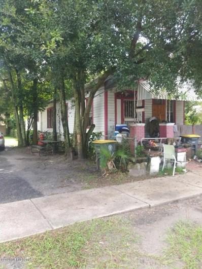 1319 Harrison St, Jacksonville, FL 32206 - #: 1072571