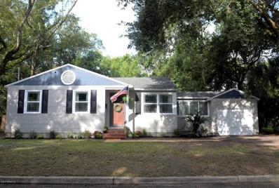 2825 Cherokee Cir E, Jacksonville, FL 32205 - #: 1074063