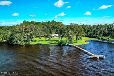 Palatka, FL home for sale located at 503 W River Rd, Palatka, FL 32177