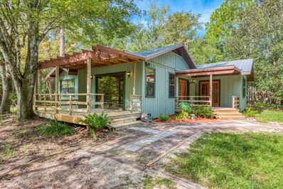 St Augustine, FL home for sale located at 7021 Catlett Rd, St Augustine, FL 32095