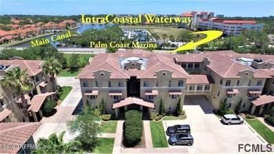 110 Club House Dr UNIT 301, Palm Coast, FL 32137 - #: 1075824