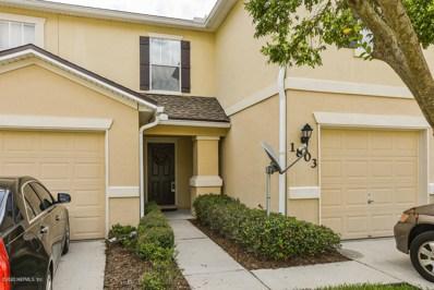 6700 Bowden Rd UNIT 1803, Jacksonville, FL 32216 - #: 1076856