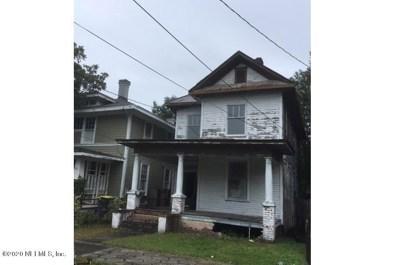 1627 Ionia St, Jacksonville, FL 32206 - #: 1077653