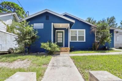 830 Lynton St, Jacksonville, FL 32208 - #: 1078123