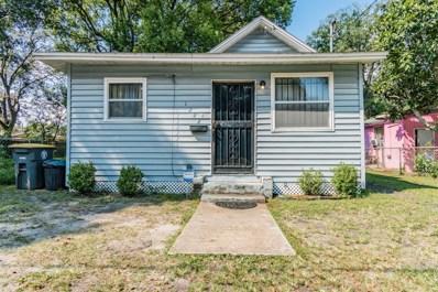 1222 Fairfax St, Jacksonville, FL 32209 - #: 1078463
