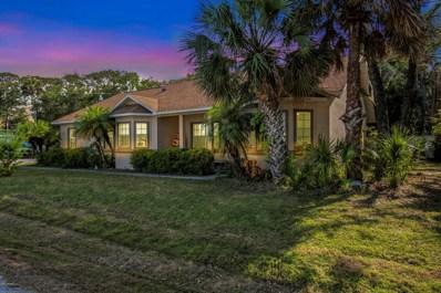 Flagler Beach, FL home for sale located at 900 Magnolia Ter, Flagler Beach, FL 32136