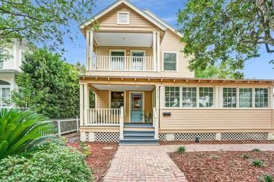 313 St George St + Duplex St, St Augustine, FL 32084 - #: 1080499