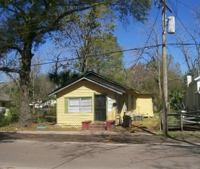 1523 W 22ND St, Jacksonville, FL 32209 - #: 1081374