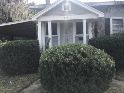 Starke, FL home for sale located at 532 E South St, Starke, FL 32091