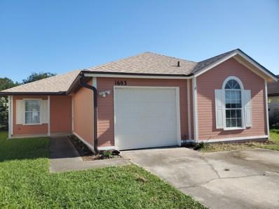 1603 Cove Landing Dr, Jacksonville, FL 32233 - #: 1081450