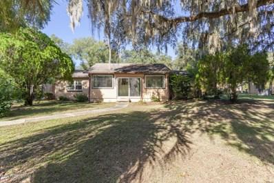 1240 S Lawrence Blvd, Keystone Heights, FL 32656 - #: 1081660