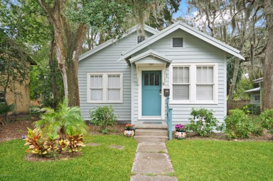 7 Park Ave, St Augustine, FL 32084 - #: 1082224