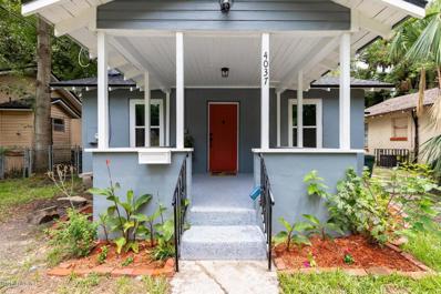 4037 Gilmore St, Jacksonville, FL 32205 - #: 1082412