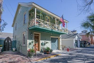 63 Marine St, St Augustine, FL 32084 - #: 1082425