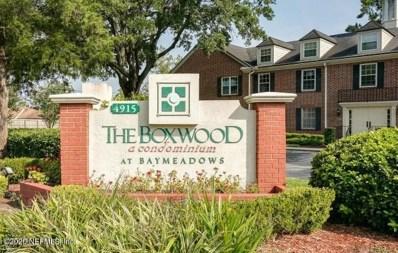4915 Baymeadows Rd UNIT 10D, Jacksonville, FL 32217 - #: 1082580
