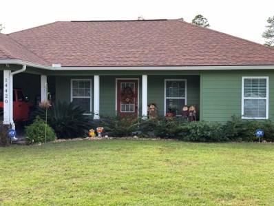 14420 Hunters Ridge W, Glen St. Mary, FL 32040 - #: 1082700