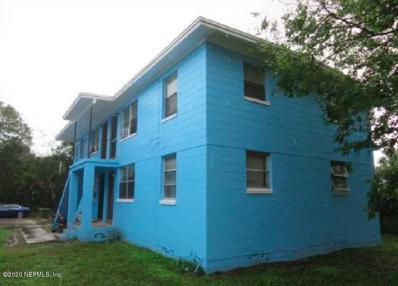 3416 N Lee St, Jacksonville, FL 32209 - #: 1082934
