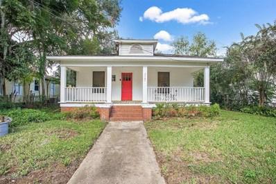 1321 Cedar St, Jacksonville, FL 32207 - #: 1082998