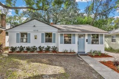 1210 Dancy St, Jacksonville, FL 32205 - #: 1083452