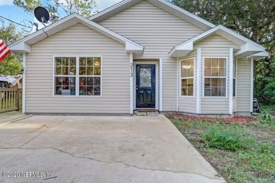 St Augustine, FL home for sale located at 213 North Blvd, St Augustine, FL 32095