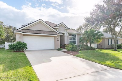 St Augustine, FL home for sale located at 407 Ocean Breeze Ln, St Augustine, FL 32080