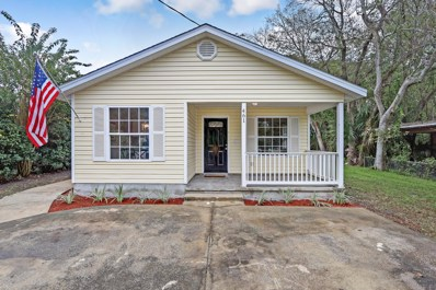 St Augustine, FL home for sale located at 461 Nassau St, St Augustine, FL 32084