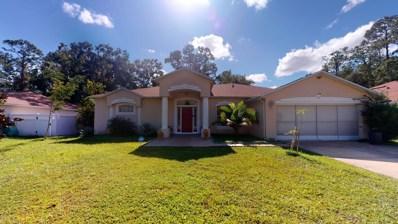 21 Rymen Ln, Palm Coast, FL 32164 - #: 1084042