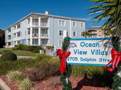 2705 Dolphin St UNIT 1B, Fernandina Beach, FL 32034 - #: 1085022