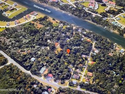 Palm Coast, FL home for sale located at 11 Debra Dr, Palm Coast, FL 32137