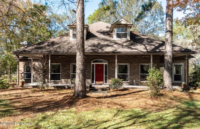 Bryceville, FL home for sale located at 12053 Old North Trl, Bryceville, FL 32009