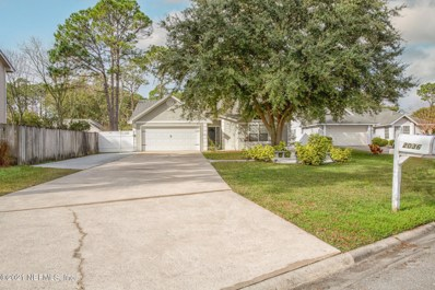 2036 Tanners Green Way, Jacksonville, FL 32246 - #: 1088373