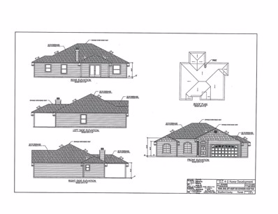 Keystone Heights, FL home for sale located at 632 SE 41ST St, Keystone Heights, FL 32656