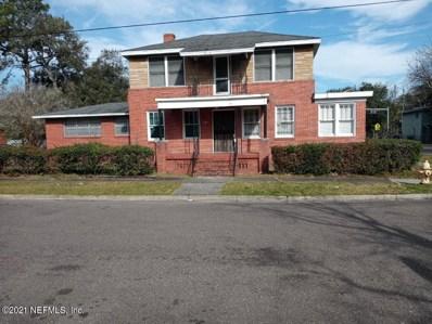 1805 W 12TH St, Jacksonville, FL 32209 - #: 1090672