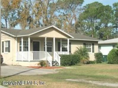 3914 Dalry Dr, Jacksonville, FL 32246 - #: 1091048