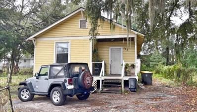 752 Ashford St, Jacksonville, FL 32208 - #: 1091709