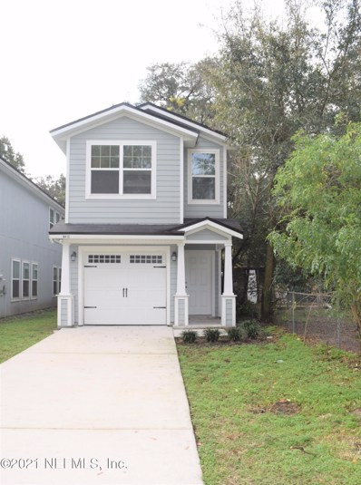 Jacksonville, FL home for sale located at 8412 Eaton Ave, Jacksonville, FL 32211