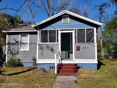 1017 W 31ST St, Jacksonville, FL 32209 - #: 1092731