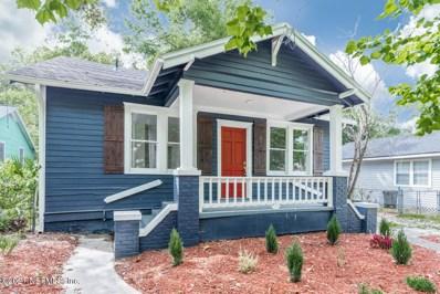 3855 Eloise St, Jacksonville, FL 32205 - #: 1093168