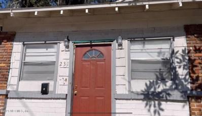231 E 18TH St, Jacksonville, FL 32206 - #: 1093199