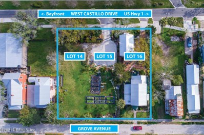 33 Grove Ave, St Augustine, FL 32084 - #: 1095266