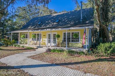 600 Big Oak Rd, St Augustine, FL 32095 - #: 1096104